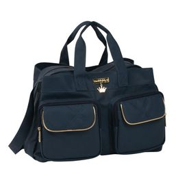 Sacola-Toulose-Classic-Color-Golden---Marinho---Masterbag
