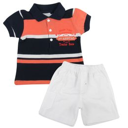Conjunto-Polo-e-Shorts-Listras---Marinho---Baby-Fashion