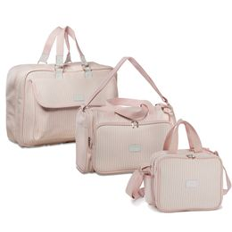 Kit-com-3-Bolsas---Dreams---Anne---Termica---Dreams-Rosa---Masterbag