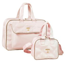 Kit-com-2-Bolsas---Dreams---Luana---Golden-Rosa---Masterbag