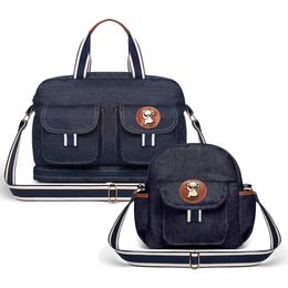 Kit-com-2-Bolsas---Ibiza---Termica-Toulon---Adventure-Jeans---Classic-For-Baby-Bags