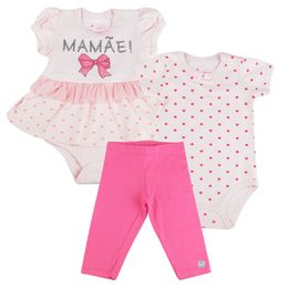 Kit-Body-e-Calca-Estampa-Coracoes-Mamae---Rosa---Have-Fun