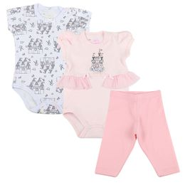 Kit-Body-e-Calca-Castelinho-Tutu---Rosa---Have-Fun-