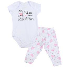 Conjunto-Body-e-Calca-Dolce-Come-Mamma---Branco-com-Rosa---Have-Fun