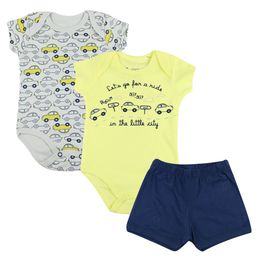 Kit-Body-e-Shorts-Carrinhos---Colorido---Have-Fun-G-