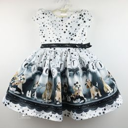 Vestido-Festa-Rock-Love-Pet---Off-White-com-Preto---Petit-Cherie