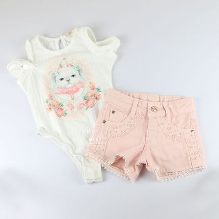 Conjunto-Body-e-Shorts-Lovely-Bordado---Rosa---Petit-Cherie-