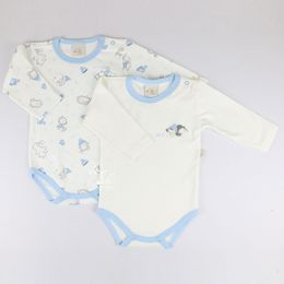 Kit-Body-ML-com-2-Suedine-Pinguim-Boy---Azul---Anjos-Baby-Comfort